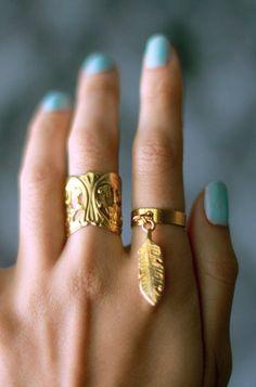 Leaf rings