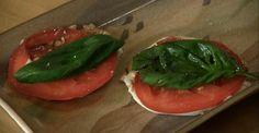 Italian Flag Caprese Salad http://www.timfarmerscountrykitchen.com/appetizers.html