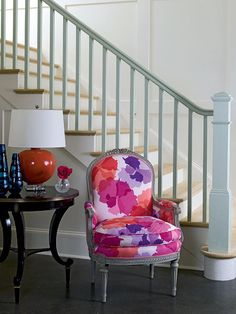 house tours, entry hallway, galleries, hall adjac, arm chair, stair hall, upholstered chairs, open stairway, entranc hall