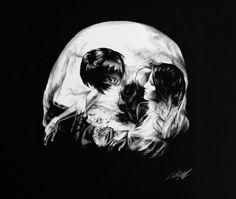 The Skull Illusion › Illusion 1