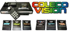 ColecoVision-many hours of fun w/this system!!!! Not sure who loved it more dad or me and my sister!!!