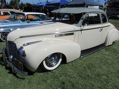 '40 Buick Special Two-Door Sport Coupe. Sharp!