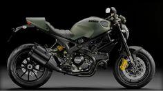 Monster Diesel - Ducati