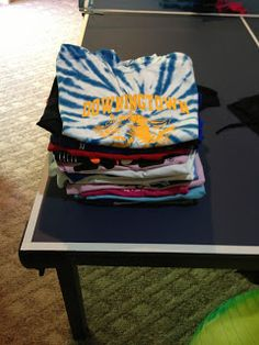 How to make a T-shirt Quilt; want one of these so badly!