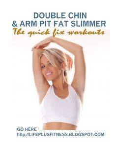>Double Chin and Arm Pit Fat Slimmer | Fitness
