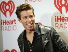 Shaun White got all hot outta nowhere and I can't handle it. GIMME.