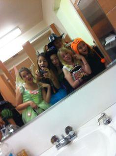 halloween at school 2011