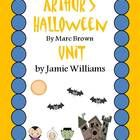 This unit contains 6 language arts activities related to this awesome Halloween story by Marc Brown!