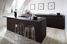 Køkkenet er et møbel i stuen - BO BEDRE