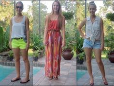 Summer Outfits Lookbook