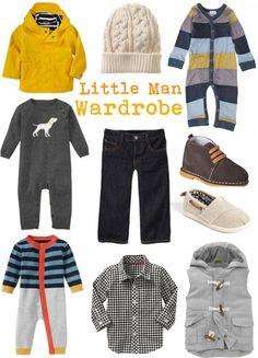 Little Man Wardrobe