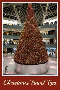Christmas Travel Tips #familytravel #travel