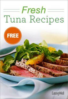 Delicious Tuna Recipes all in one FREE cookbook!