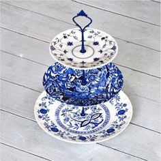Porcelain Cake Stand now featured on Fab.