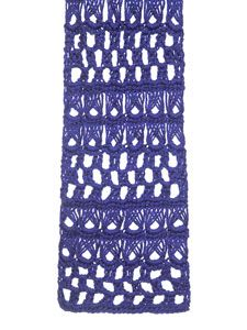 Broomstick Lace   Scarf, Stole or Throw