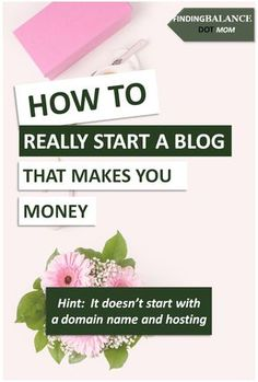 Starting a blog? Thi