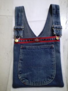 Girls Recycled Jeans