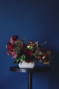 Creating the perfect fall bouquet with Sullivan Owen