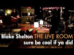 Team Blake, we've got your FIRST LOOK at Blake Shelton's stellar The Live Room performance!