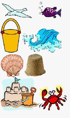 beaches, idea, languag art, at the beach, old lady who swallowed a shell, kindergarten, beach themes, printabl, old lady swallowed a shell