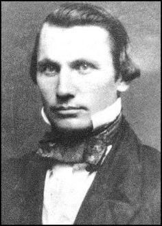 Confederate cavalry commander J.E.B. Stuart without the beard