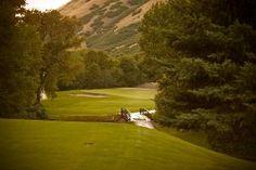 Hobble Creek Golf Course in Springville