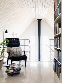 Swedish Cozy House #design #interior #decor #architecture #designidea #interioridea #missdesign