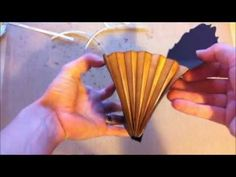 Accordion Folder Mini Album Insert ~ TUTORIAL ~ - YouTube