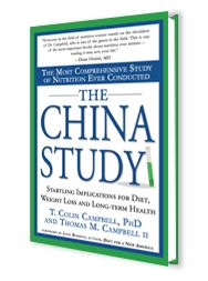 In The China Study, Dr. Campbell details the connection between nutrition and heart disease, diabetes, and cancer, and also its ability to reduce or reverse the risk or effects of these deadly illnesses. The China Study also examines the source of nutritional confusion produced by powerful lobbies, government entities, and irresponsible scientists.