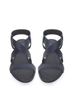 Go-to summer sandals. #Zandra
