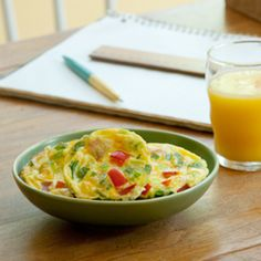 Mini Breakfast Quiches make a simple and healthy, protein packed back to school breakfast.