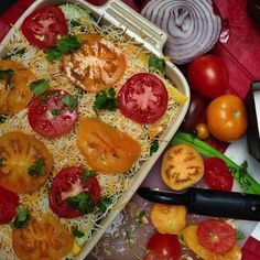 Summer Squash Casserole from @Sandy Coughlin | Reluctant Entertainer