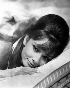 Publicity photo of Audrey Hepburn in 'Paris When it Sizzles', 1962. {Repin}