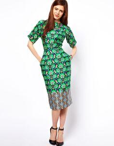 Midi Dress #topfashion #ramirez701 #MidiDress #collection #Midi #Dress #womenfashion  www.2dayslook.com