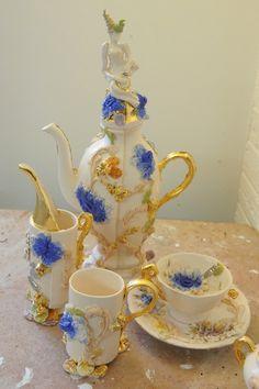teapot, tea parti, tea time, cup bule, teacoffeechocol pot