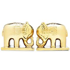 Happy Chic by Jonathan Adler Catherine Set of 2 Elephant Bookends - jcpenney