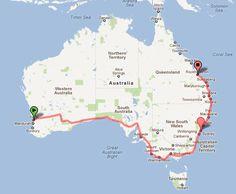 Austrailia's Gold Coast