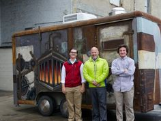 """This is so cool: """"Marco Pollo Food Truck brings Global Cluck to Milwaukee streets"""". What an awesome experience for these high school students!"""