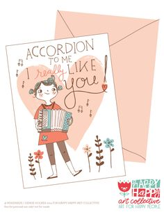 {According to me} Quite possibly the sweetest card I have ever seen. via @Denise H. Holmes