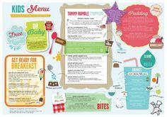 restaurant menu ideas kid menu, restuar design, menu idea, kiddi design, restaur menu, kids, restaurants, restaur idea