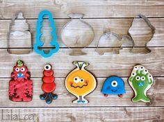 LilaLoa: Challenge Yourself -- Everyday Monster Cookies