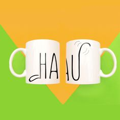 Hau! Mug. Worldwide