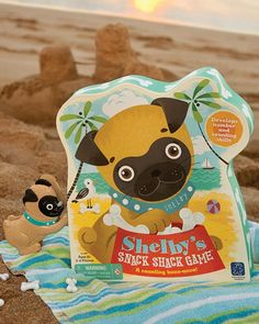 Sweet Paul Giveaway: 5 Copies of 'Shelby's Snack Shack Game' - A Counting Game for Kids!