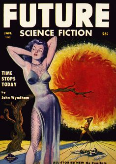 Future Science Fiction.