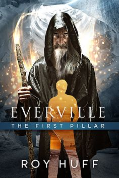 """RoyHuff's Everville The First Pillar is a new epic young adult fantasy book that young adults and scifi fantasy fans of all age groups will love. Get your copy now! Everville The First Pillar, first in books saga series.  Amazon's #2 Best Seller!  """"As a YA book ... I'd rate this 4 1/2 to 5 stars."""" -Ray Nicholson  """"'Everville' is a fun, fast, and enjoyable read...one could say this book resembles a quasi-'Alice in Wonderland' meets 'Harry Potter' by way of 'The Lord of the Rings.'""""  -Brian D"""