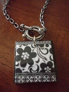 Diy Vera pendants
