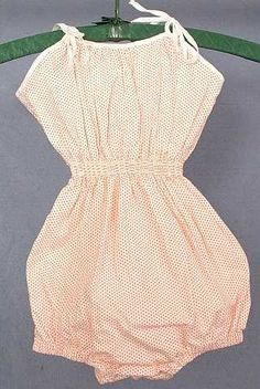 Growing up in the 50's in Florida, I think I had one of these in every color. It seems that's all I wore;-)