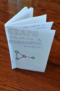 Math for seven-year-olds:  graph coloring, chromatic numbers, and Eulerian paths and circuits. Good for older kids, too!