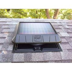 A solar ventilator to cool the chicken coop?  I may need to give these some thought...