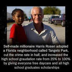 Great humanitarian